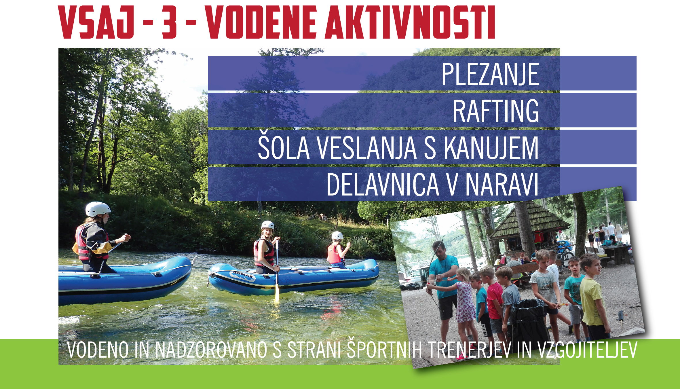 NK Sava, Bohinj 2021